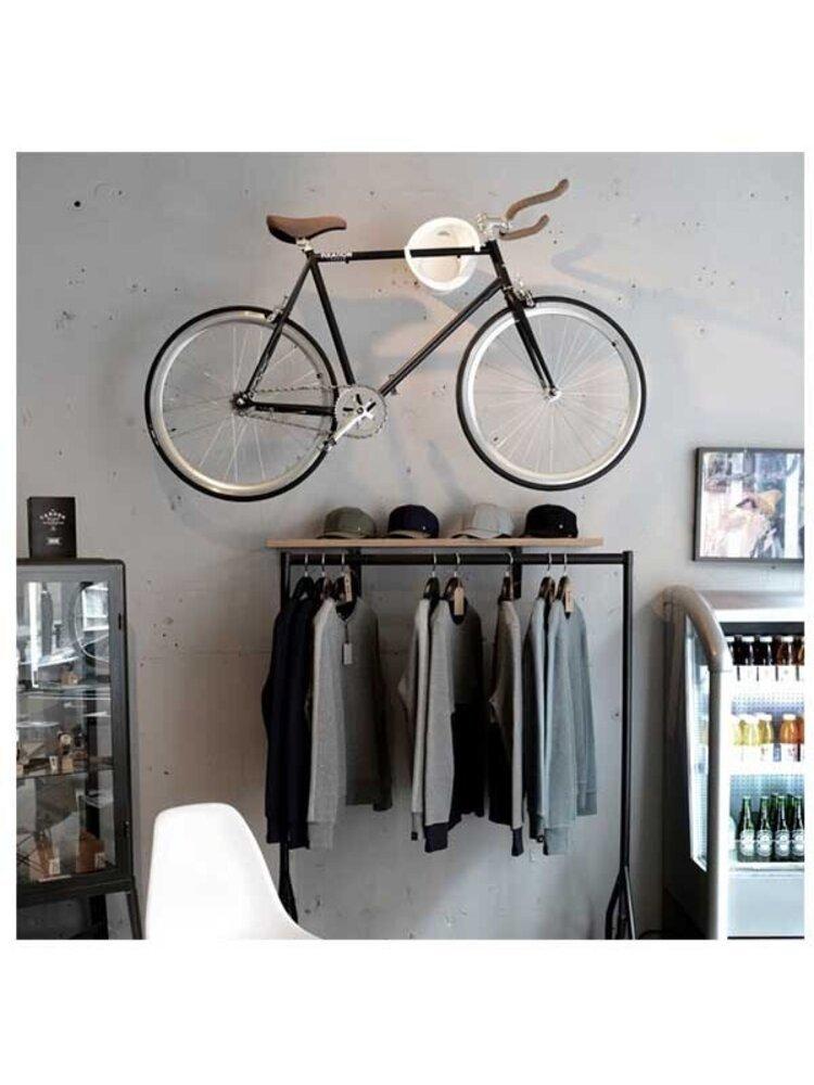 Sieninis dviračių laikiklis SOLO